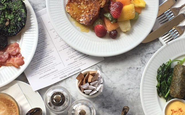 Cote Brasserie Brunch
