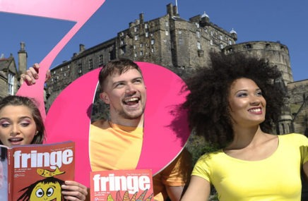 Edinburgh Festival Fringe World Fringe Day