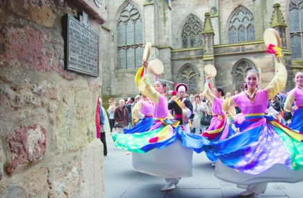 Edinburgh International Festival and Fringe