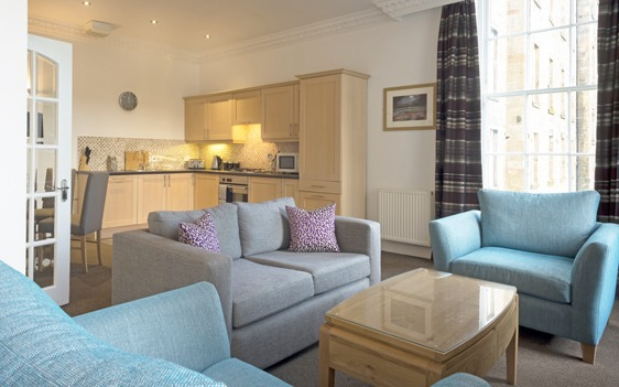 serviced apartment for families