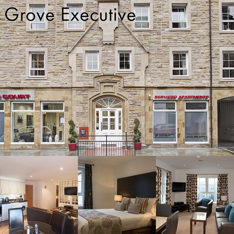 Grove Executive Apartments