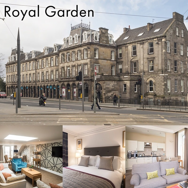 Royal Garden Apartments