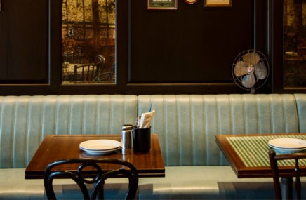 business lunches in edinburgh - dishoom