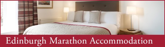 Royal Garden Apartments are only a short walk from the starting line